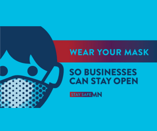 wear your mask tab
