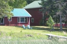 park rapids cabin