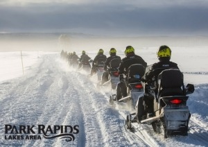 Trail Conditions in the Park Rapids Lakes Area