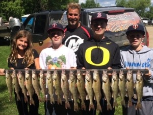 walleyes kids