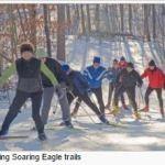 Soaring Eagle Ski Trail