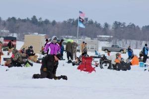 The Annual Park Rapids American Legion Fishing Derby