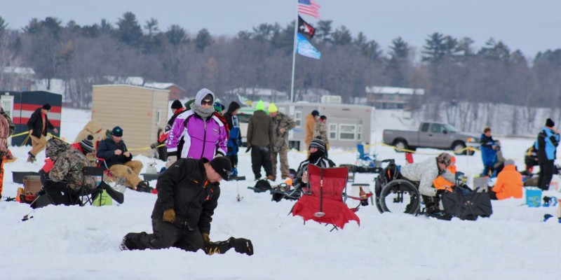 ice fishing in park rapids minnesota