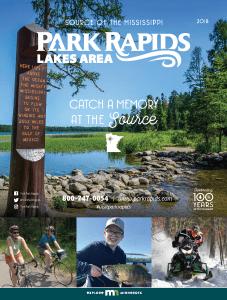 2018 Park Rapids Lakes Area Visitors Guide