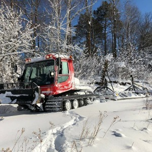 Forest Riders groomer