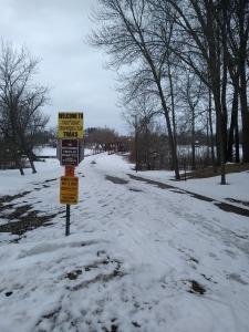 Heartland Trail in Park Rapids