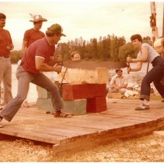 Legends & Logging Days