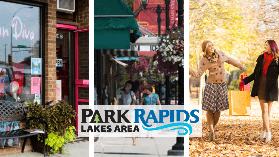 Shoptoberfest 2018 Visit Park Rapids