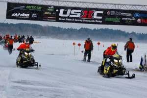 USXC race in Park Rapids