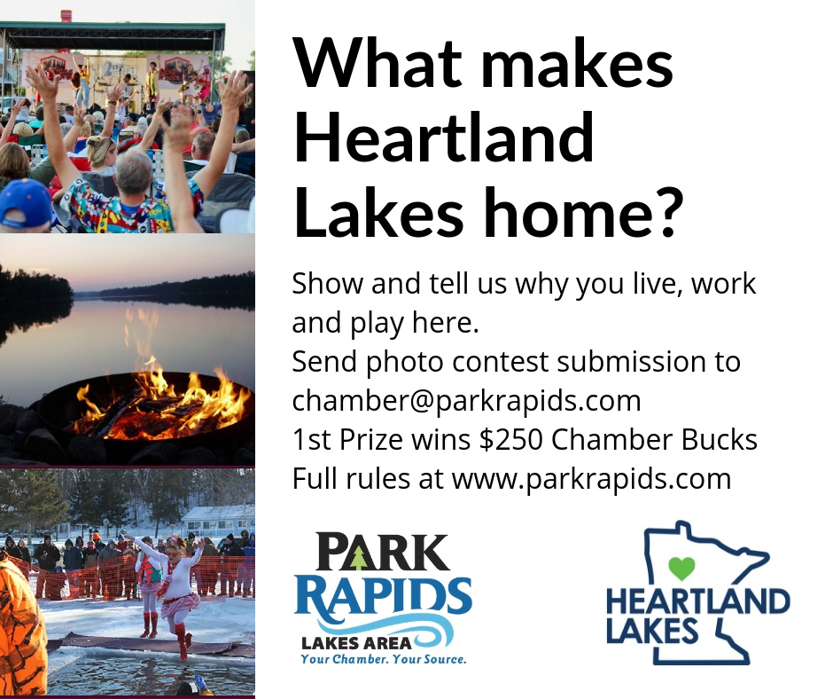 What makes Heartland Lakes home