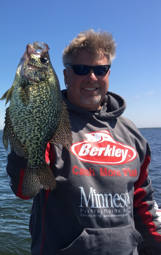 Crappie action