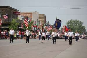 4th of July Color Guard