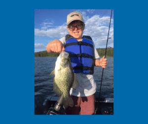 kid fish hat