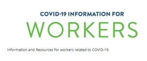 covid resources for workers